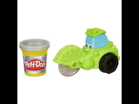 play doh tonka chuck chip the cutter hasbro unboxing toy surprise toys c