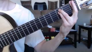 getlinkyoutube.com-Amr Diab     El Leila Guitar Tutorial