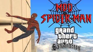getlinkyoutube.com-GTA San Andreas | Descargar E Instalar Mod Spider-Man - Loquendo