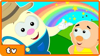 getlinkyoutube.com-Humpty Dumpty Sat On A Wall | Nursery Rhymes | Fun Rhymes For Children By HooplaKidz Tv