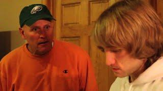 getlinkyoutube.com-Psycho Dad Interrupts Powwow