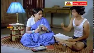 getlinkyoutube.com-RajendraPrasad & Aruna Bathroom  Scene - Samsaram Oka Chadarangam Movie