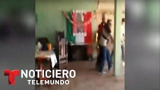 getlinkyoutube.com-Perturbadoras imágenes del asesinato de un hombre en México | Noticiero | Noticias Telemundo