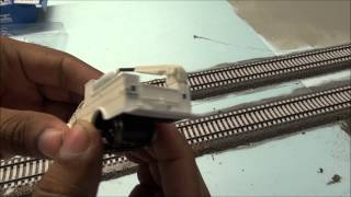 getlinkyoutube.com-Review: Bachmann Hi Rail Equipment Truck DCC HO Scale