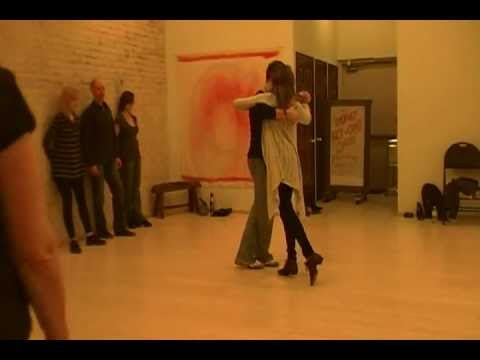 Argentine Tango - Sacada's in Close Embrace