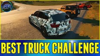 getlinkyoutube.com-Forza Horizon 2 Online : BEST TRUCK CHALLENGE!!!
