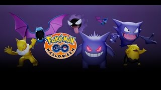 getlinkyoutube.com-Pokémon GO - Halloween Is Approaching...