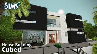 getlinkyoutube.com-Sims 3 House Building - Cubed