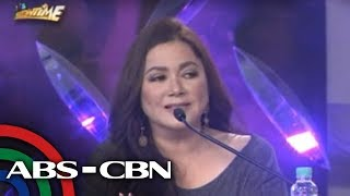 getlinkyoutube.com-Bonnevie brings 3rd husband to 'It's Showtime'