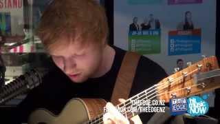 Ed Sheeran covers Lorde's Royals