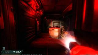 Doom 3: RoE Walkthrough Part 10 HD - Phobos Labs - Revisited: Teleportation