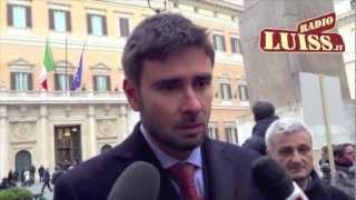 getlinkyoutube.com-Realpolitik Intervista Alessandro Di Battista (M5S) - RadioLUISS