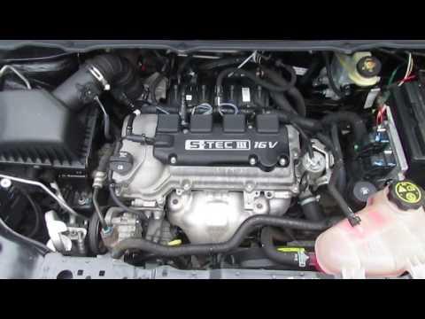 Работа двигателя Шевроле Кобальт 1,5 (B15D2) 140117