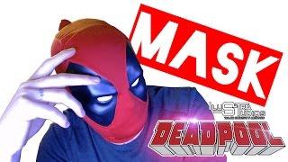 getlinkyoutube.com-Deadpool Mask │ Cosplay │Ilustra Studios