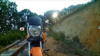 getlinkyoutube.com-[HD] Test i prezentacja Zipp VZ-2 | motocykle-125.com.pl