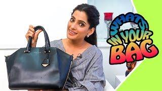 What's In Your Bag With Priya Bapat   Marathi Actress   Gachchi Marathi Movie 2017