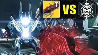 getlinkyoutube.com-Destiny: Outbreak Prime vs Vault of Glass Raid!