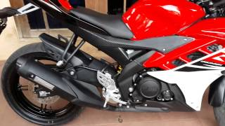 getlinkyoutube.com-Engine Yamaha YZF-R15 Standart