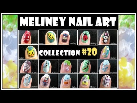 Meliney Nail Art Design Collection #20