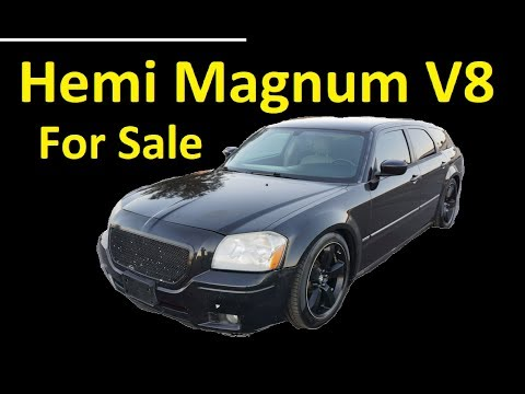 2006 Dodge Magnum R/T Station Wagon Hemi SRT Wheels Pipes MOPAR Extreme