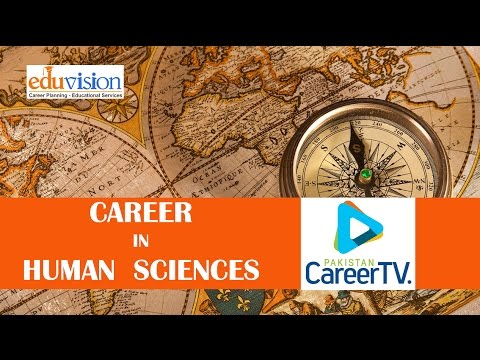 Career in Human Sciences