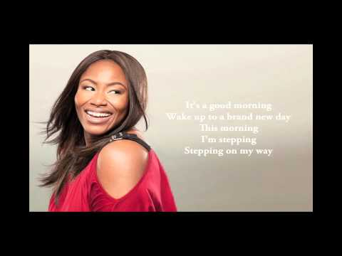 Good Morning by Mandisa (Official Slideshow w/ Lyrics)