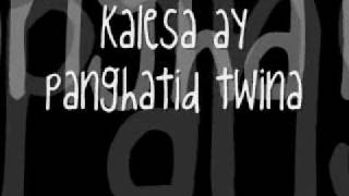 kalesa with lyrics.wmv