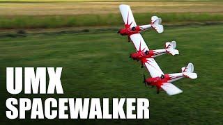 getlinkyoutube.com-Flite Test - UMX Spacewalker