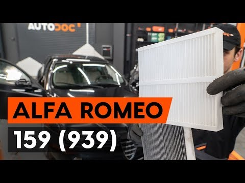 Где находятся в Альфа Ромео ГТВ колодки ручника