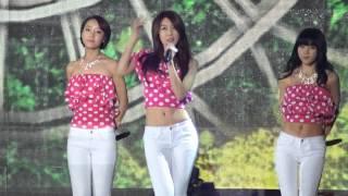 getlinkyoutube.com-[직캠]130420.K-pop.컬렉션.레인보우.01.텔미텔미.승아.by.BBooinG~