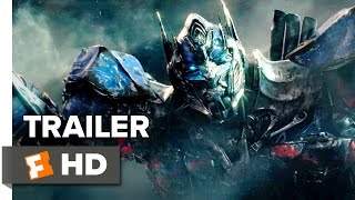 getlinkyoutube.com-Transformers: The Last Knight Official Trailer 1 (2017) - Michael Bay Movie
