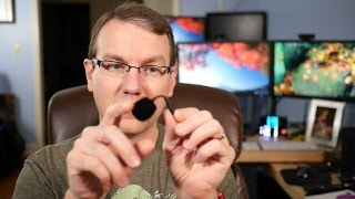DJI OSMO FM-15 Fleximic Hands On and Test Audio
