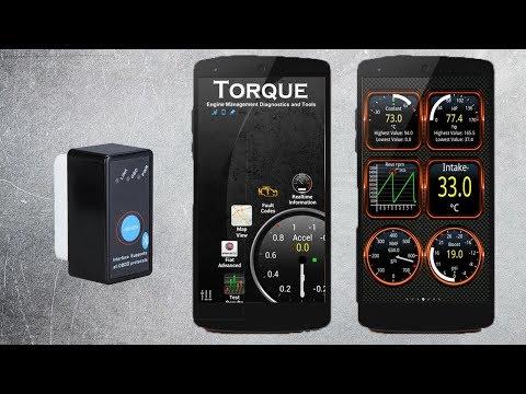 Настройка Torque для автомобилей с OBD2 (для тех, у кого не получается подключиться)