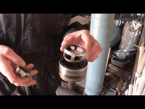 Разборка и сборка шруса (гранаты)