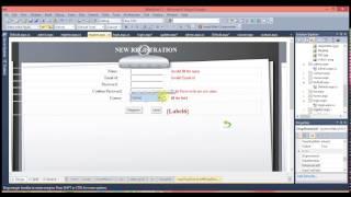 getlinkyoutube.com-asp.net website tutorial -a simple login,reg,admin page
