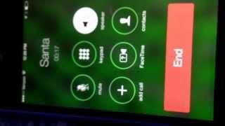 getlinkyoutube.com-Santa's real phone number