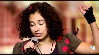 getlinkyoutube.com-Arabs Got Talent - S2 - Ep1 - دالية شيح