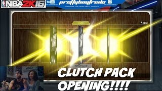 getlinkyoutube.com-NBA 2K16| The most clutch pack opening of all time !!!! MyTeam - Prettyboyfredo