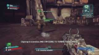 "getlinkyoutube.com-Borderlands 2 CL4P-TP (Claptrap) on the Mission ""The Talon of God"""