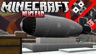 getlinkyoutube.com-MINECRAFT BOMBA NUCLEAR - (Tutorial) EXPLOSION