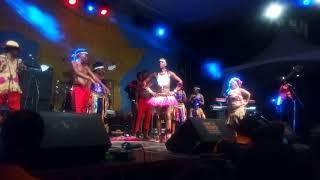 Saida karoli ndani ya busara music 2018