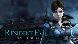 getlinkyoutube.com-Resident Evil: Revelations (GAME MOVIE)