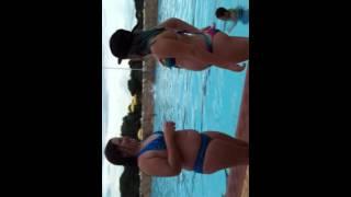 getlinkyoutube.com-Desafio da piscina e fale tudo