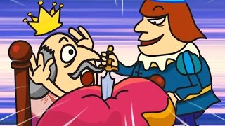 BACK TO KILL AGAIN | The Murder Of King (Flash Game)