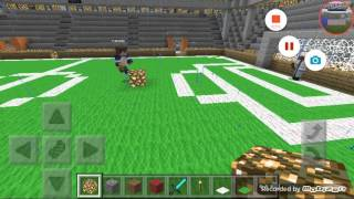 getlinkyoutube.com-minecraft ตอน ฟุตบอล ไรม่อน vs หน่วยที่5 ( ทูนามิ )