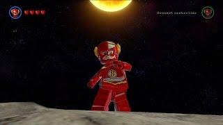 getlinkyoutube.com-LEGO Batman 3: Beyond Gotham - The Flash Free Roam Gameplay [HD]