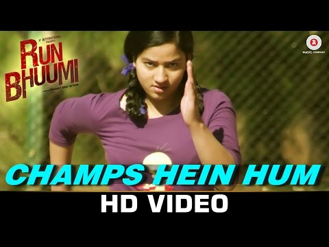 Champs Hein Hum - Run bhuumi | Mansoob Haider & Himani Attri | Nickk, Sudhakar & Neha Chauhan