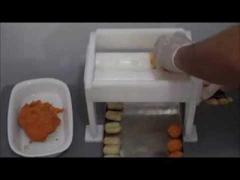 Misturadeira Cozedeira de Massas para Salgados