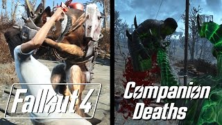 getlinkyoutube.com-Fallout 4 - Companion Deaths Montage