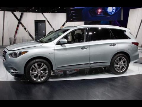 Video Review New Crossover Infiniti QX60 2016 Hybrid